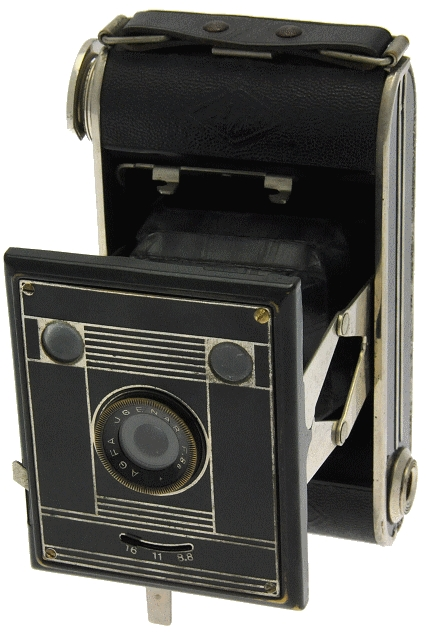 Agfa Billy Clack No51