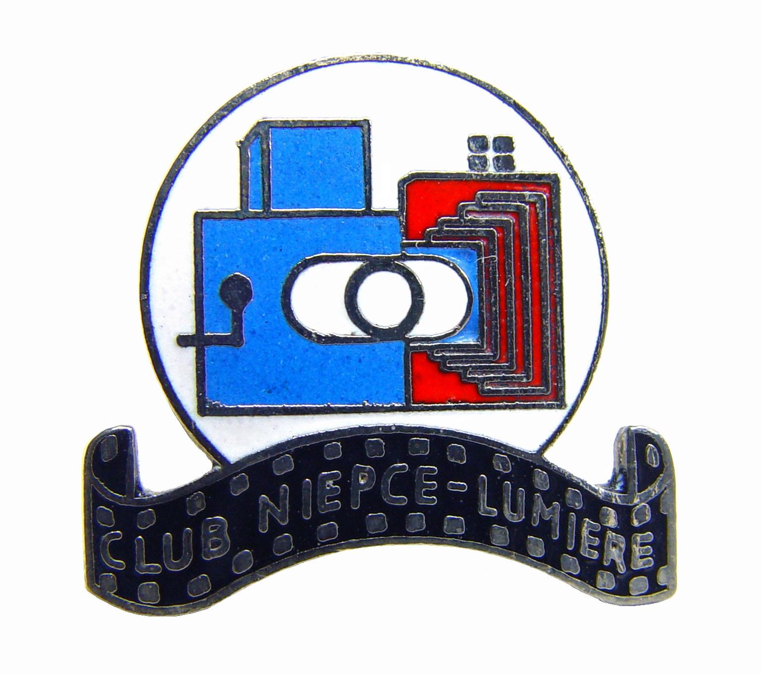 Club Niépce Lumière logo