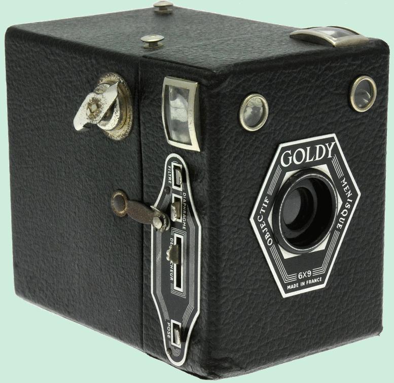Goldstein Goldy noir