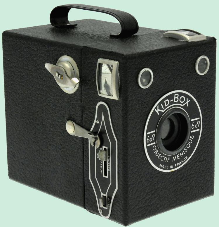 Goldstein Kid-Box