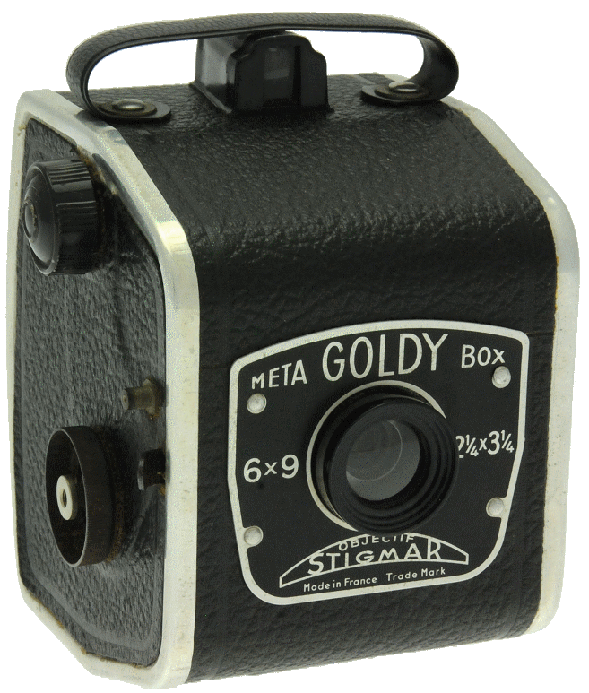 Goldstein Metabox Petit viseur