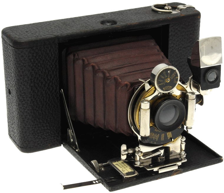 Blair Camera Co. – N° 3 Hawk-Eye modèle 4