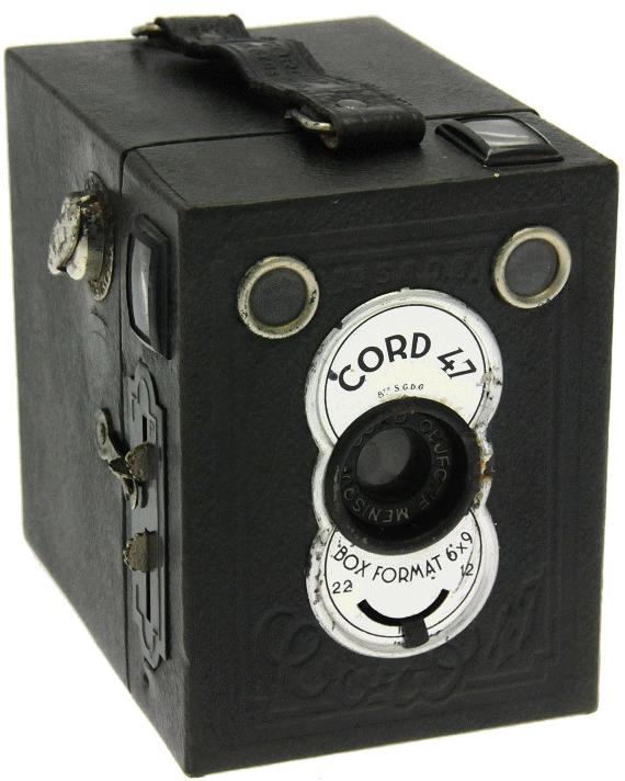 Cord - Cord 47