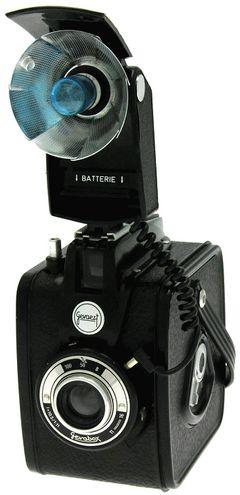 Gevaert - Gevabox 6 x 9 ''viseur tubulaire'' miniature