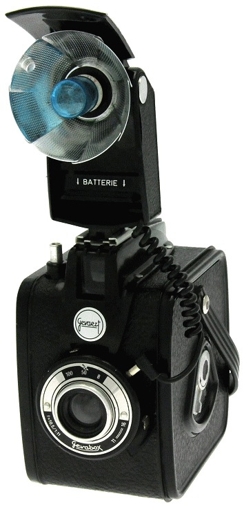 Gevaert - Gevabox 6 x 9 ''viseur tubulaire''