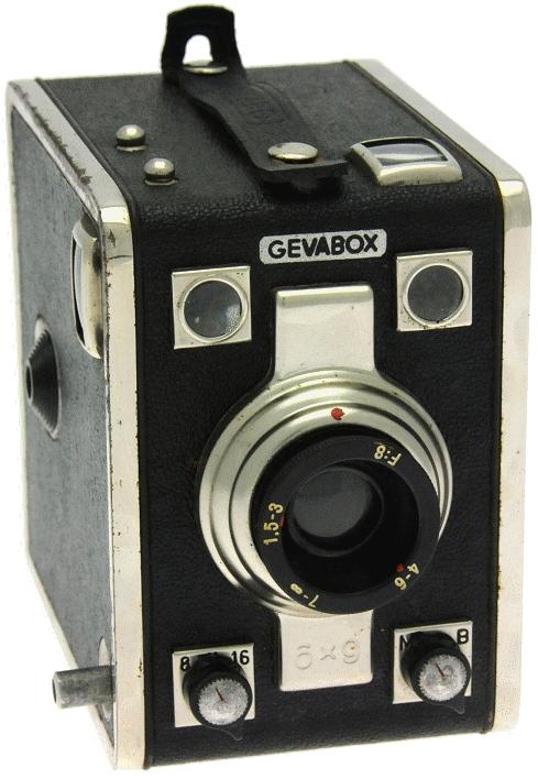 Gevaert - Gevabox 6 x 9