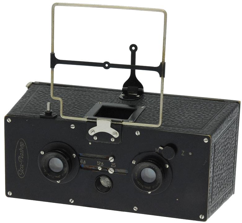 Ica AG - Plaskop 6 x 13 modèle 603-4