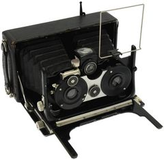 Ica AG - Stereo Ideal 651 modèle II miniature