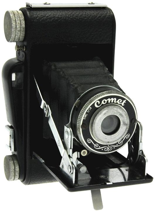 Inconnu - Comet 6 x 9