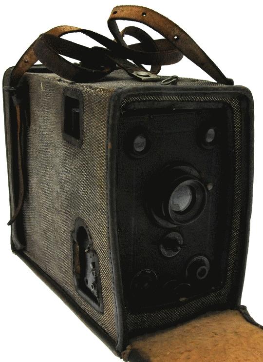Inconnu - Detective 9 x 12 avec sac