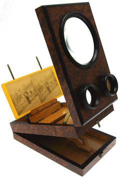 Inconnue - Graphoscope miniature