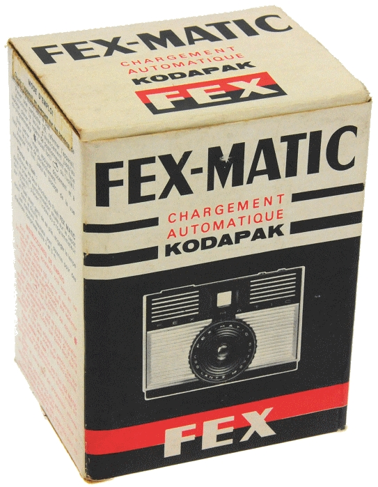 Indo-Fex - Fex-Matic version 6-11 boitier