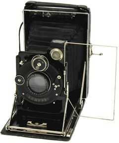 Kamera Werkstätten - Patent Etui 6.5 x 9 miniature