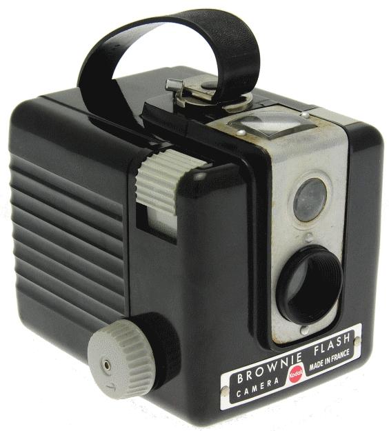 Kodak - Brownie Flash ''made in France''