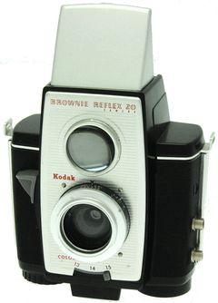 Kodak - Brownie Reflex 20 miniature