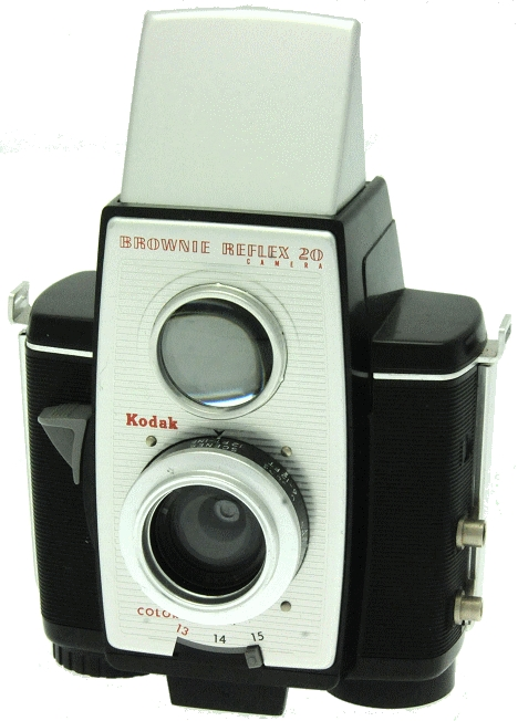 Kodak - Brownie Reflex 20