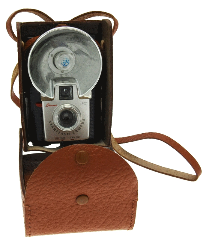Kodak - Brownie Starflash Camera