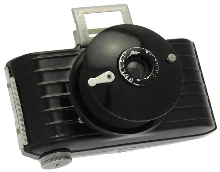 Kodak - Bullet Camera ouvert