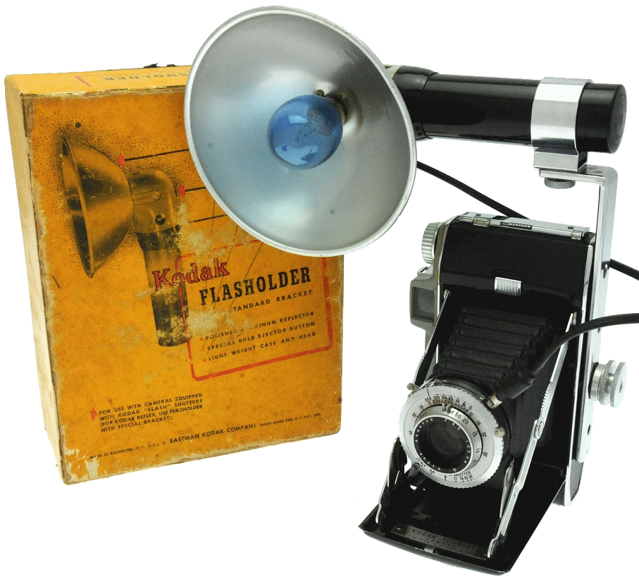 Kodak - Flasholder Stardard Bracket
