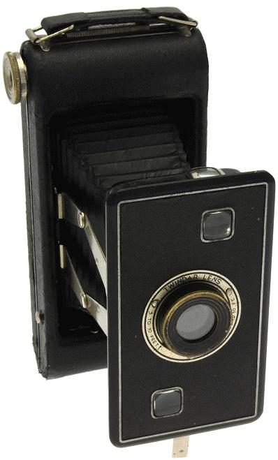 Kodak - Jiffy Kodak Six-16 série II