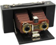 Kodak - N° 2 Brownie stéréo modèle A miniature