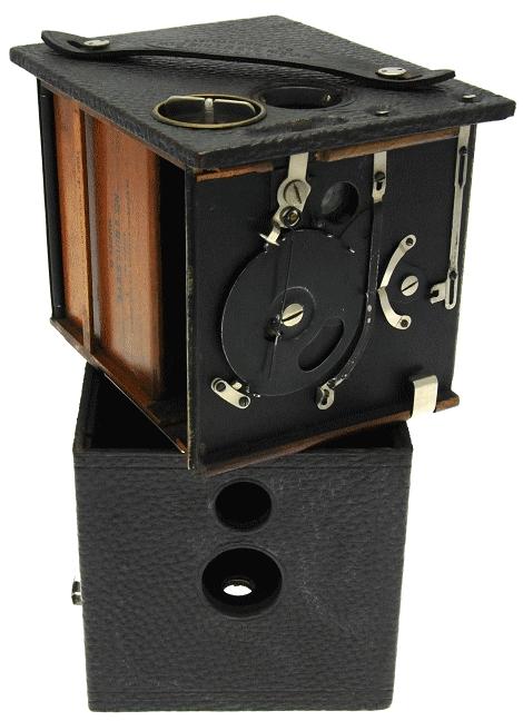 Kodak - N° 2 Bulls-Eye modèle D