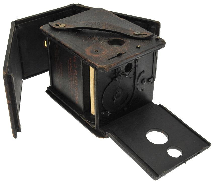 Kodak - N° 2 Plico Camera ouvert