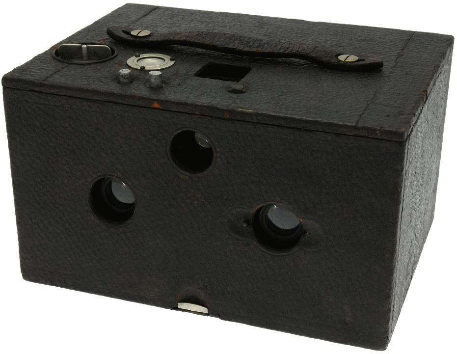 Kodak - N° 2 stéréo-kodak
