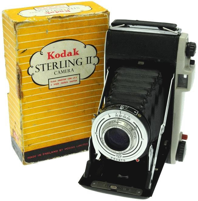 Kodak Ltd. - Kodak Sterling II