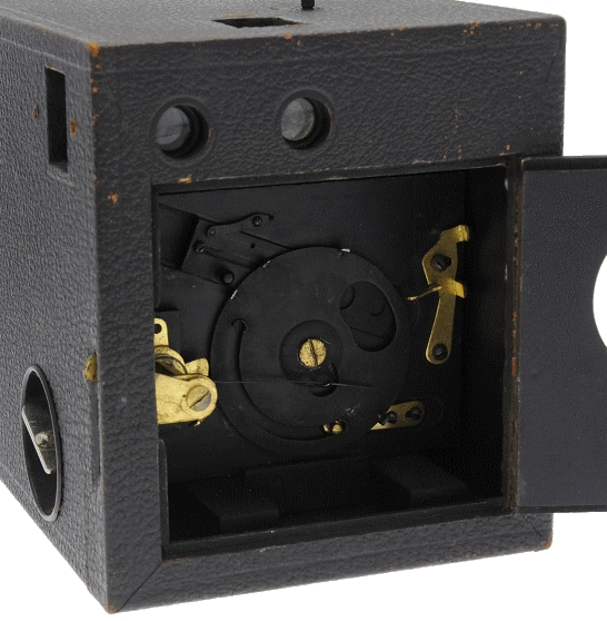 Kodak Ltd. - N° 3 Zenith Camera modèle 1899 obturateur