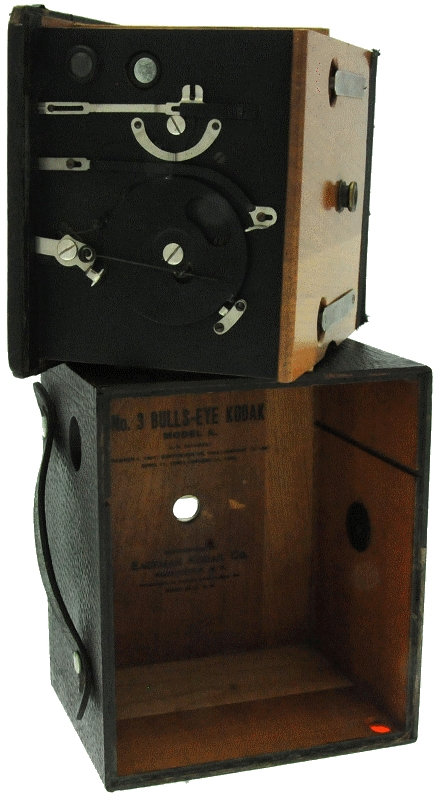 Kodak - N° 3 Bulls-Eye modèle A