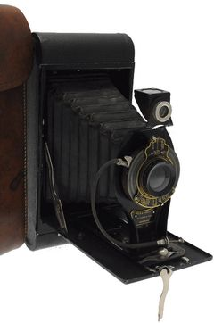 Kodak - N° 3A Autographic Brownie miniature