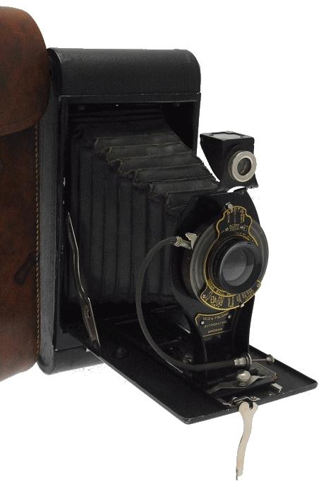 Kodak - N° 3A Autographic Brownie
