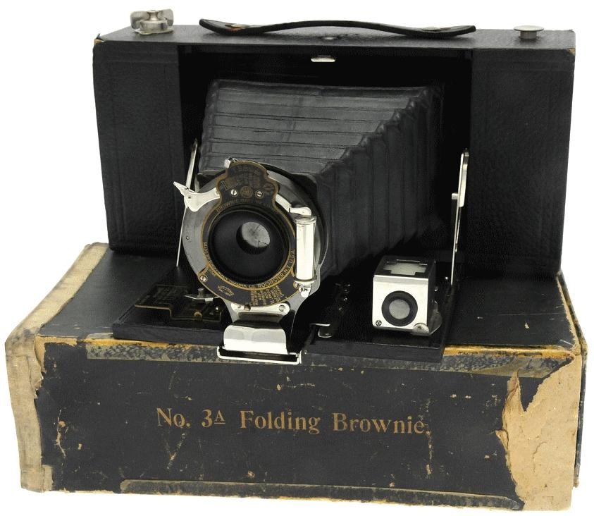 Kodak - N° 3A Brownie modèle A