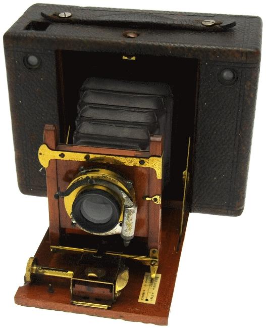 Kodak - N° 4 Cartridge Kodak 1er modèle