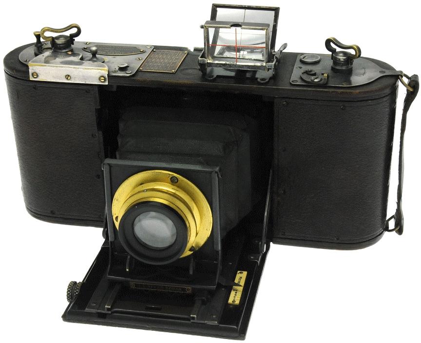 Kodak - N°1A Speed Kodak