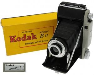 Kodak Pathé - Kodak 3,5 modèle B11