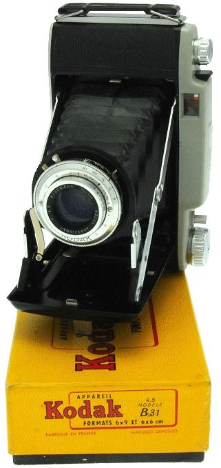 Kodak Pathé - Kodak 4,5 modèle B31