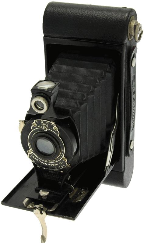 Kodak - Rainbow Hawkeye N° 2A modèle B