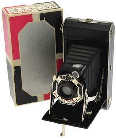 Kodak - Six-20 modèle US miniature