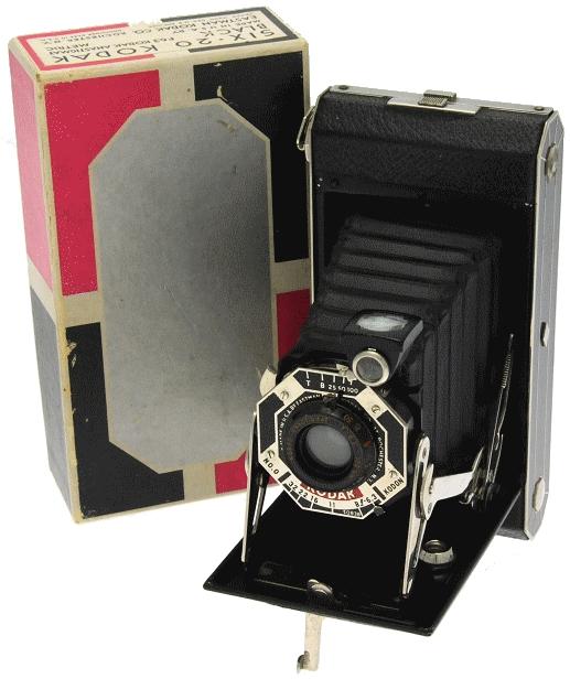 Kodak - Six-20 modèle US