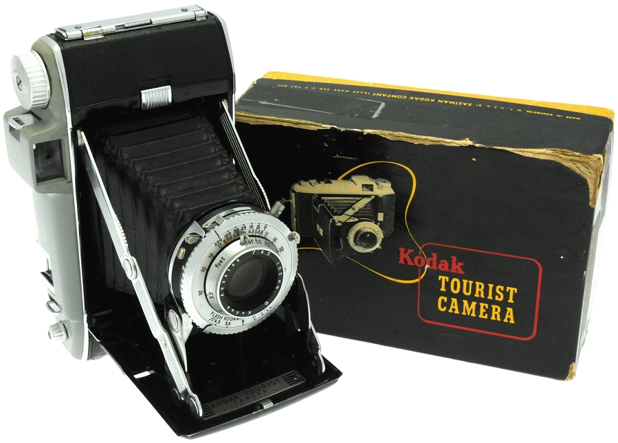 Kodak - Tourist Camera