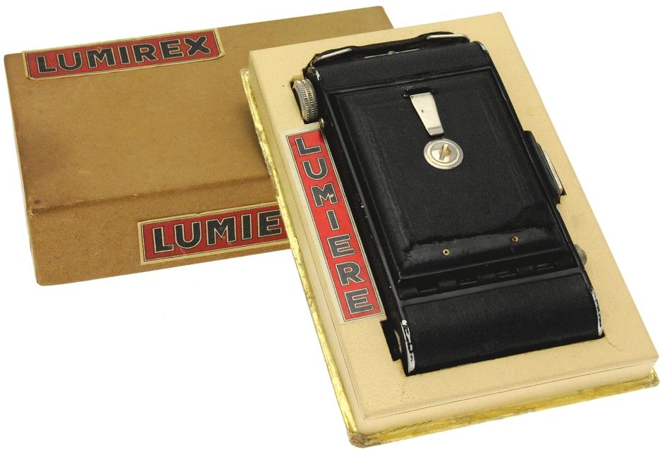 Lumière - Lumirex 6 x 9 f6,3 fermé