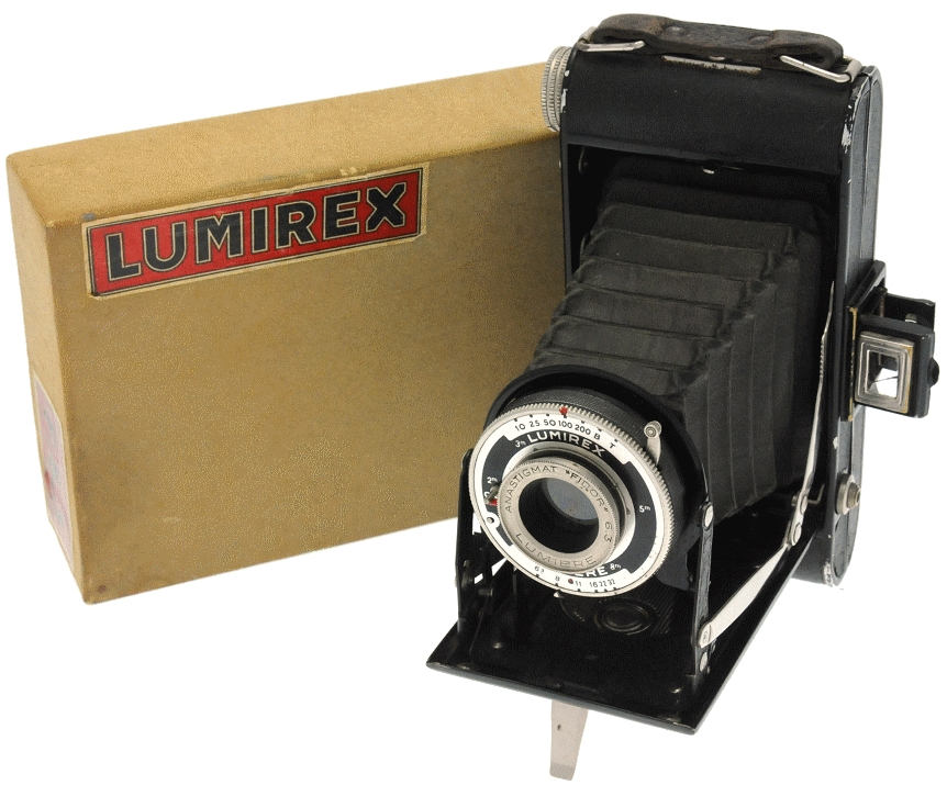 Lumière - Lumirex 6 x 9 f6,3