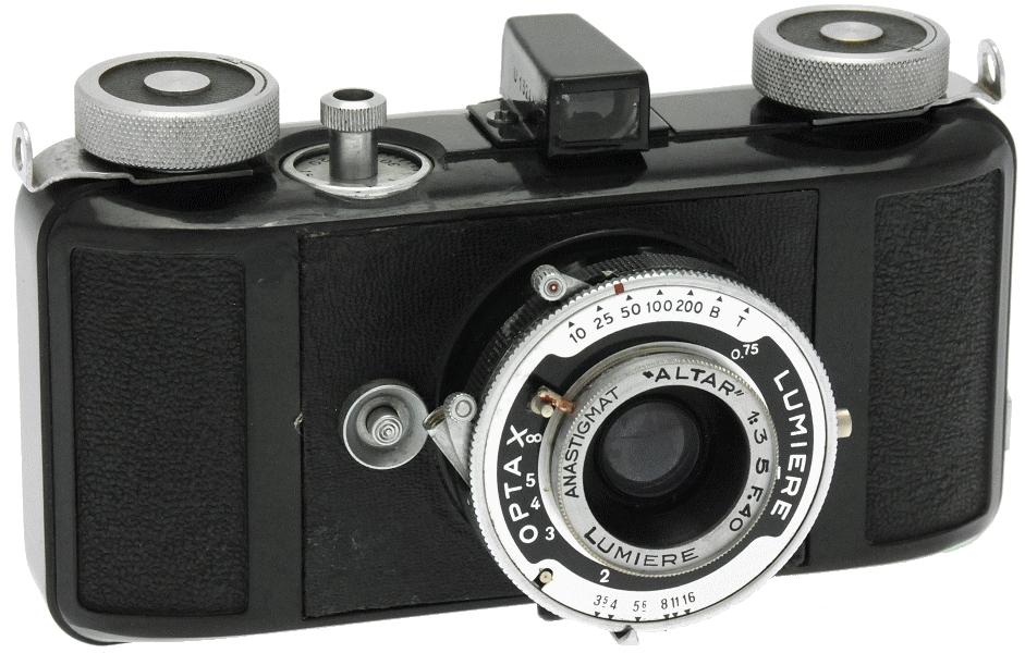 Lumière - Optax 3ème modèle
