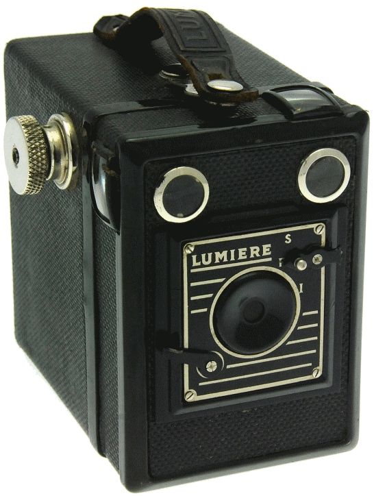 Lumière - Scoutbox façade rayée