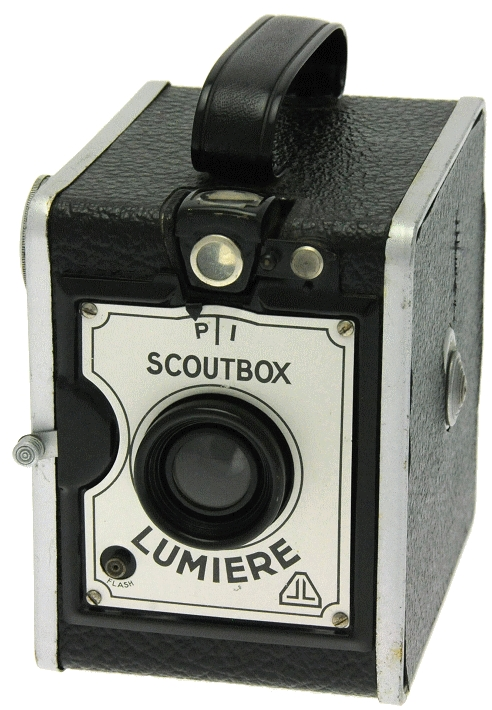 Lumière - Scoutbox [type E]