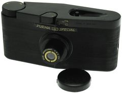 Purma Cameras Ltd. - Purma Special miniature