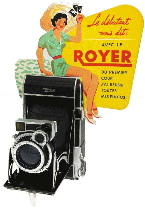 Royer - Téléroy modèle 2