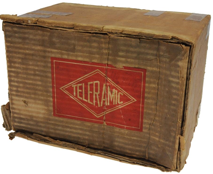 Secam - Téléramic boîte